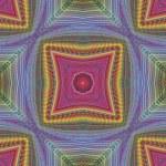 Funky pop art disco pattern — Stock Vector #20727449