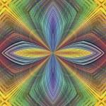 Funky pop art disco pattern — Stock Vector #20727635