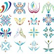 Collection Esoteric Symbols — Stock Vector