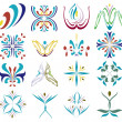 Collection Esoteric Symbols — Stock Vector #28076615