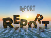 Expiry date of reports — Stock Photo