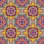 Modern Indian pattern — Stock Vector