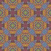 Moderne indiase patroon — Stockvector