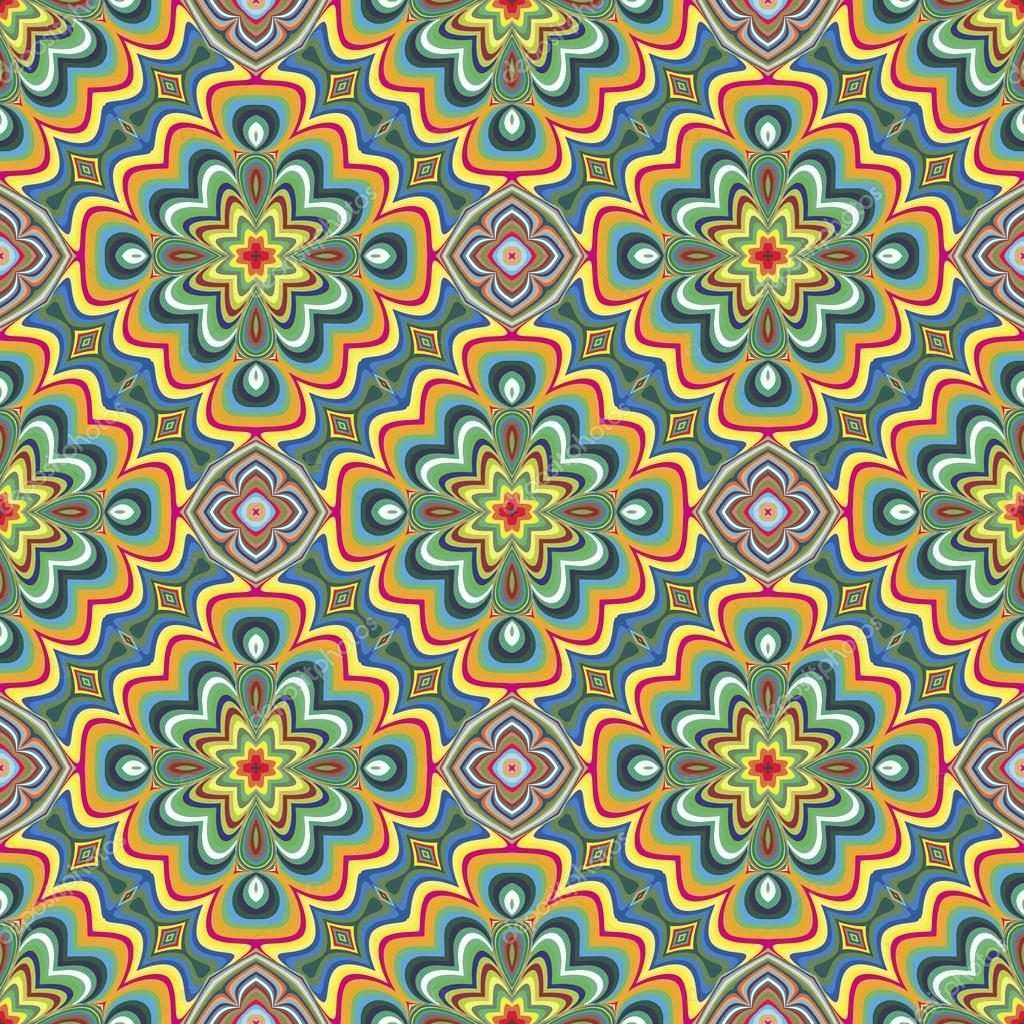 Indian patterns vector - photo#18