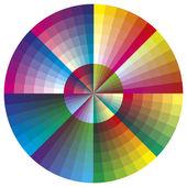 Vector color palette — Stock Vector