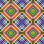 Indian tribal pattern — Stock Photo