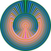 Spiritual Pattern — Stock Photo