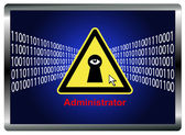 Job Surveillance — Foto Stock