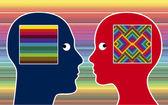 Color Perception — Stock Photo