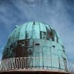 Постер, плакат: Astronomy observatory science dome