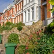 Victorian terrace houses — Stock Photo #5461685