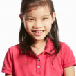 Stock Photo: Studio Shot Of Chinese Girl