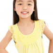 Studio Shot Of Chinese Girl — Lizenzfreies Foto
