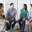 Meeting Of Support Group — Stock Photo #27554303