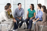 Meeting Of Support Group — Stock Photo