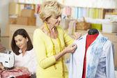 Women In Dress Making Class — Stock Photo