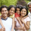 Muti-Generation Indian Family — Stock Photo #36973407