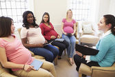 Pregnant Women — Stock Photo