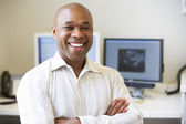 Portrait Of Male Obstetrician — Stock Photo