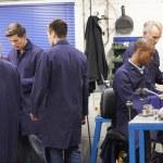 Engineering Workshop — Stock Photo #48303309