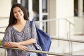 Female High School Student — Stock Photo
