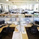 Empty Modern Open Plan Office — Stock Photo #48463713