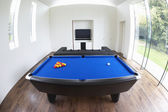 Interior Of Games Room In Modern House — Foto de Stock