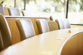 Empty Seats In University Lecture Theatre — Stock Photo