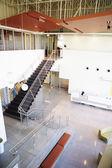 área de recepção vazia no escritório moderno — Foto Stock