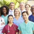 Medical Team — Stock Photo #50475639