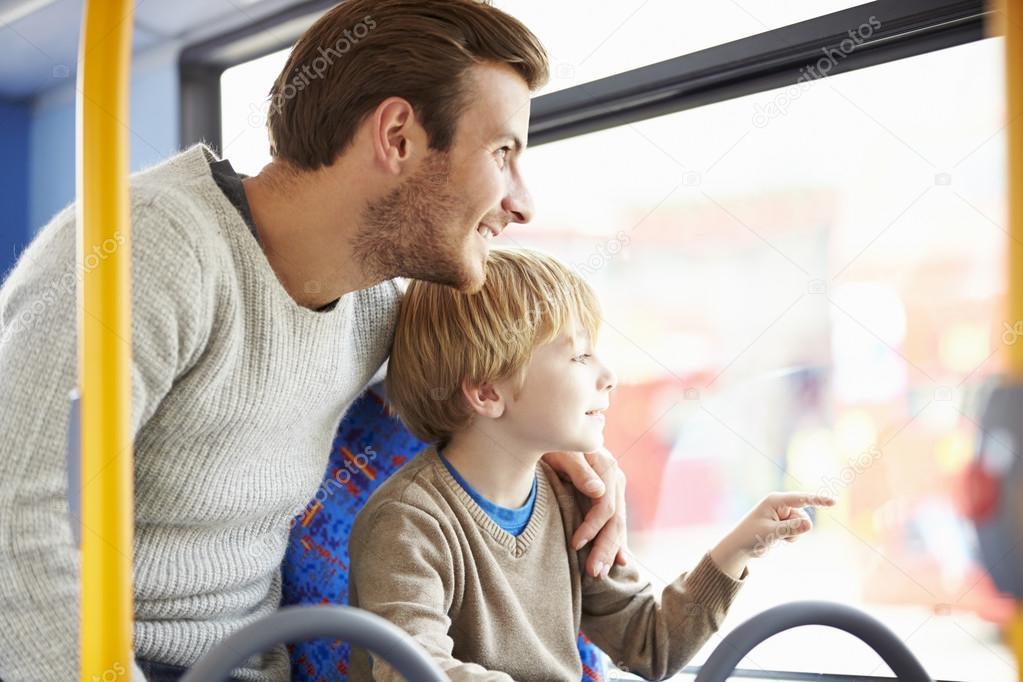 драмы, приснилось мы с сыном едем в автобусе салоне действительно