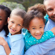African American Family — Stock Photo #50696163