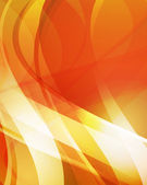 Abstract orange background 4 — ストックベクタ