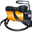 Electric car compressor — Stockfoto