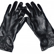 Ladies Leather Gloves — Foto de Stock