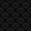 图库矢量图片: Seamless dark pattern