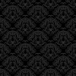 Vecteur: Seamless dark pattern
