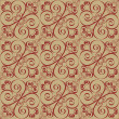 Seamless spiral pattern — Stockvectorbeeld