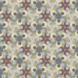Abstract seamless pattern 2 - Vektorgrafik