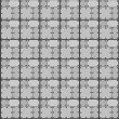 Seamless metal texture - Stockvectorbeeld