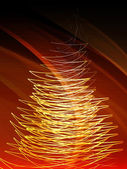 Abstract christmas background — 图库矢量图片