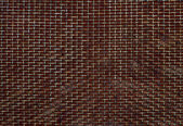The texture of the metal grid 4 — Stock Photo