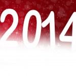 Silvester Background 2014 — Stock Photo