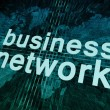 Business Network — Stock Photo #26826007