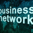 Business Network — Stock Photo #26826009