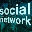 Social Network — Stock Photo #26826229