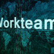 Workteam — Stock Photo #27395783