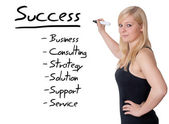 Successo — Foto Stock