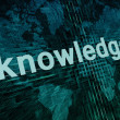 Knowledge — Stock Photo #28813361