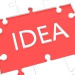 Puzzle Idea concept — Stock Photo #28813567